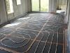 Plancher chauffant basse température DALLE PLANES