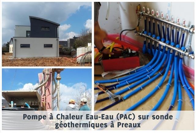pompe a chaleur preaux 76 fleury thermique