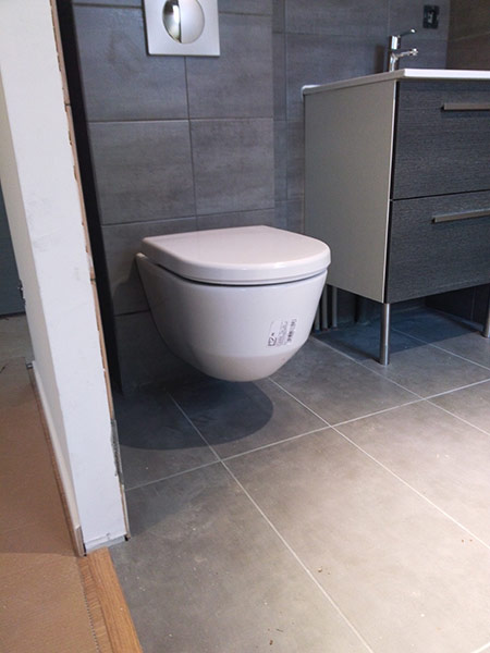 Cr ation de salle de bain chauffage pompe chaleur for Logiciel conception salle de bain